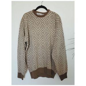 GIORGIO ARMANI Le Collezioni Vintage Sweater Large